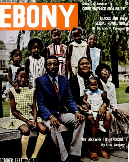 Image: Dick Gregory Ebony Magazine Abortion is Genocide