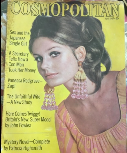 Image: Cosmopolitan Magazine 1967